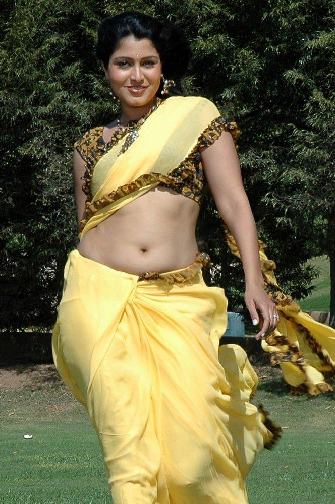 tamil-actress-sheryl-pinto-hot-navel-show-photos-in-saree-1.jpg ...