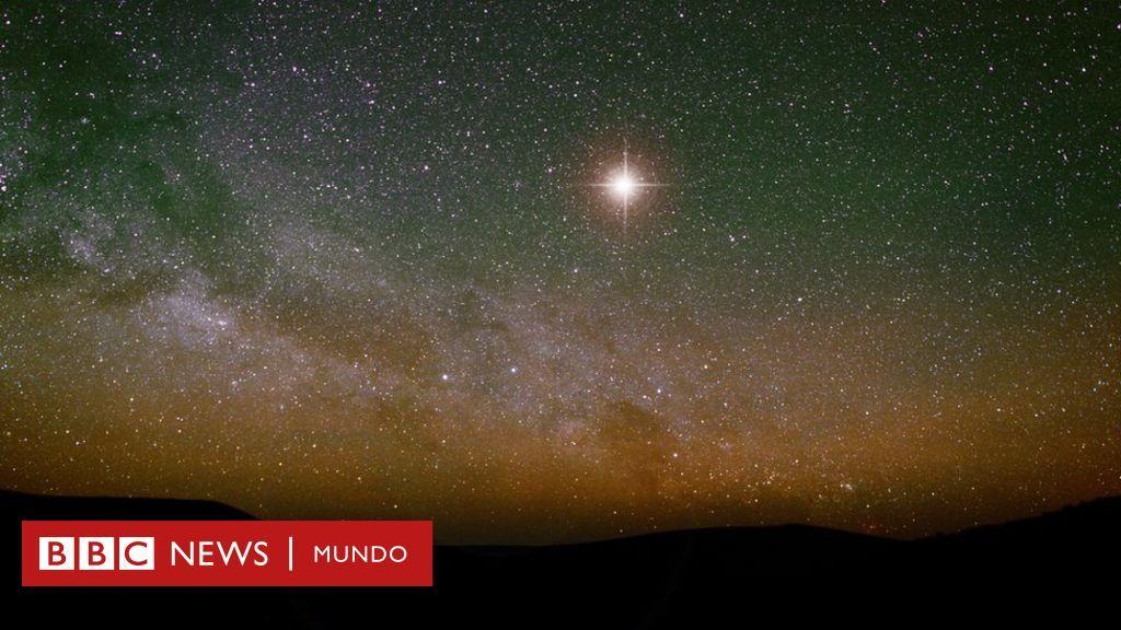 Es La Conjuncion De Jupiter Y Saturno De Este 21 De Diciembre La Estrella De Belen Que Describe La Biblia Bbc News Mundo Jupiter Y Saturno Saturno Constelacion De Aries
