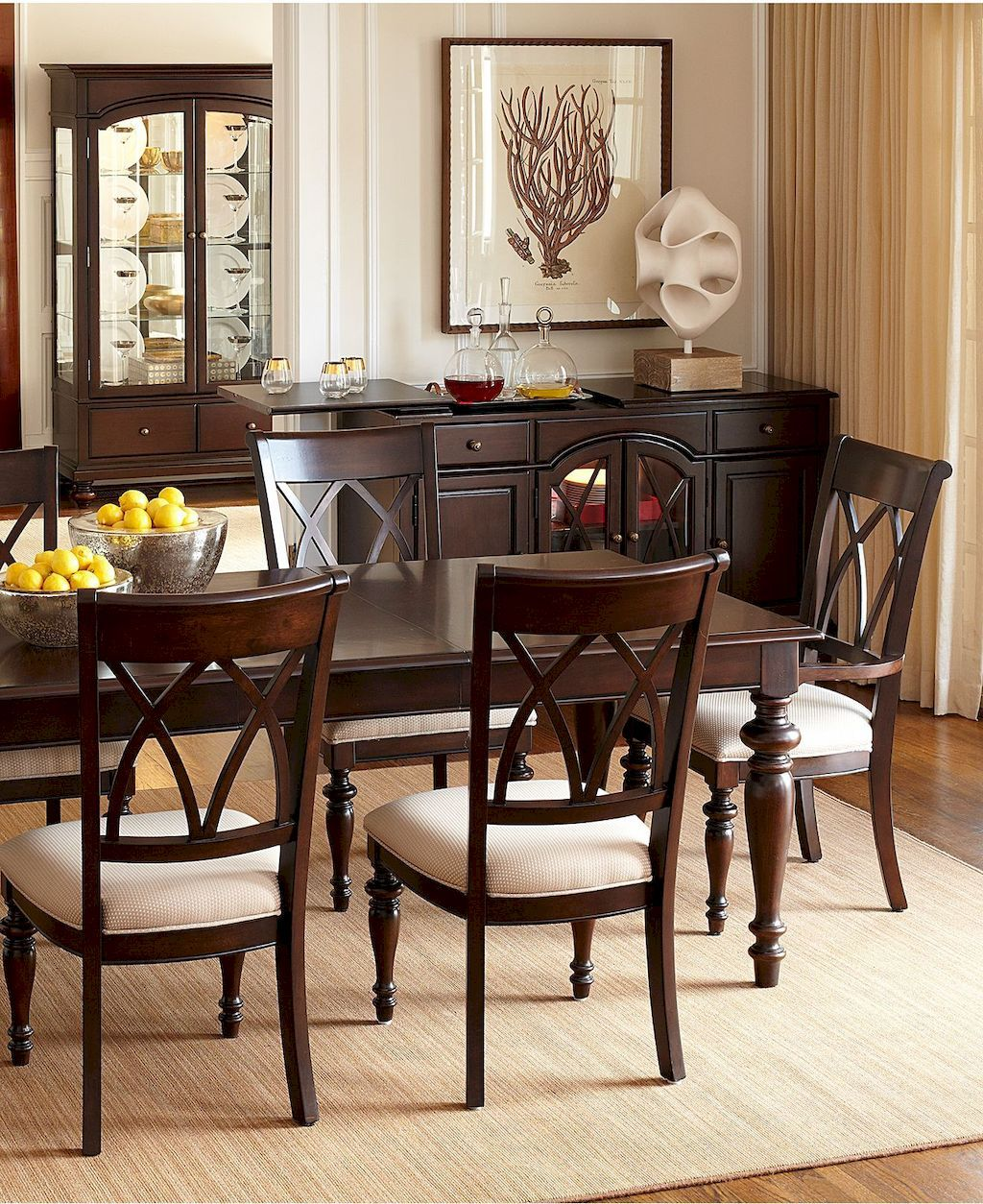 Charming And Cheap Decor Ideas Formal Dining Room: Amazing Ways To Choosing Dining Room Furniture