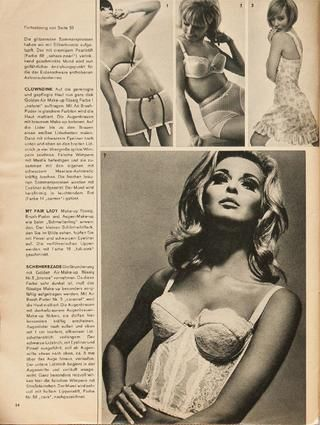 Erotic scan collection