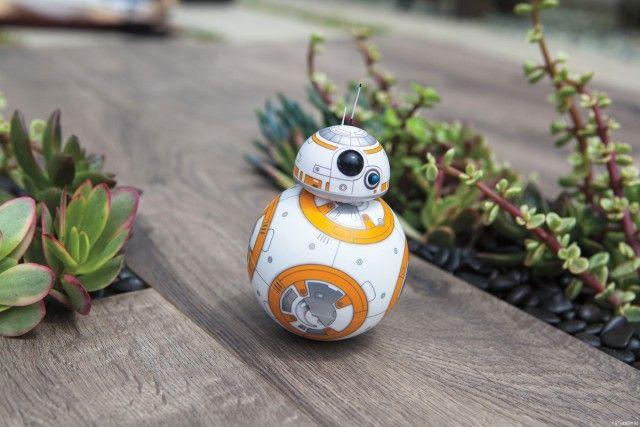 BB-8, o novo Droid de Star Wars, ganha versão real controlado pelo celular