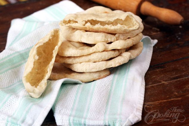 Pita Bread - I want to try this. Last time I tried to make pita it didn't work. Will this recipe work?