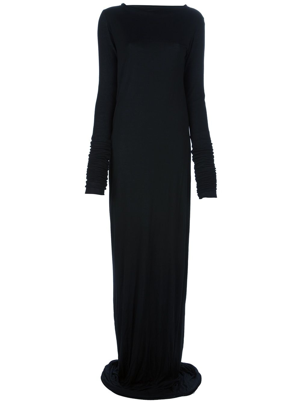 Womenus black long sleeved maxi dress pinterest long sleeve maxi