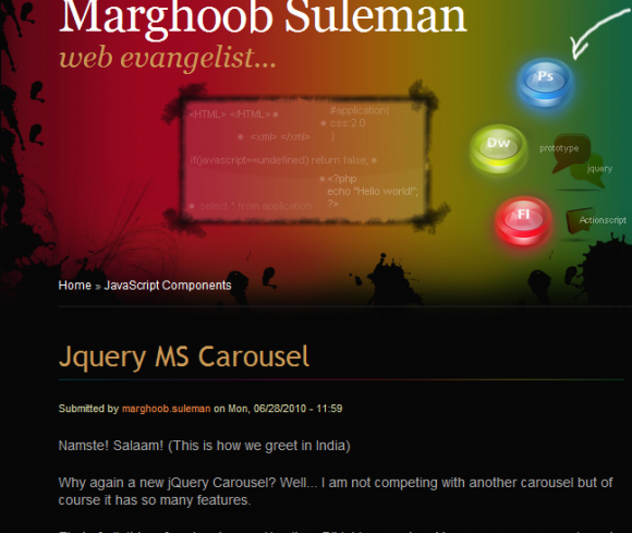 9 Awesome Free jQuery Carousel Plugins and Tutorials