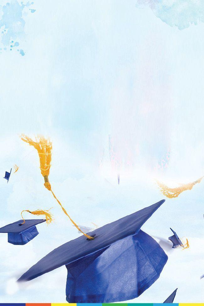 Photo of graduation wallpaper #abschluss #abschlussfeier Bachelor cap graduation poster b…
