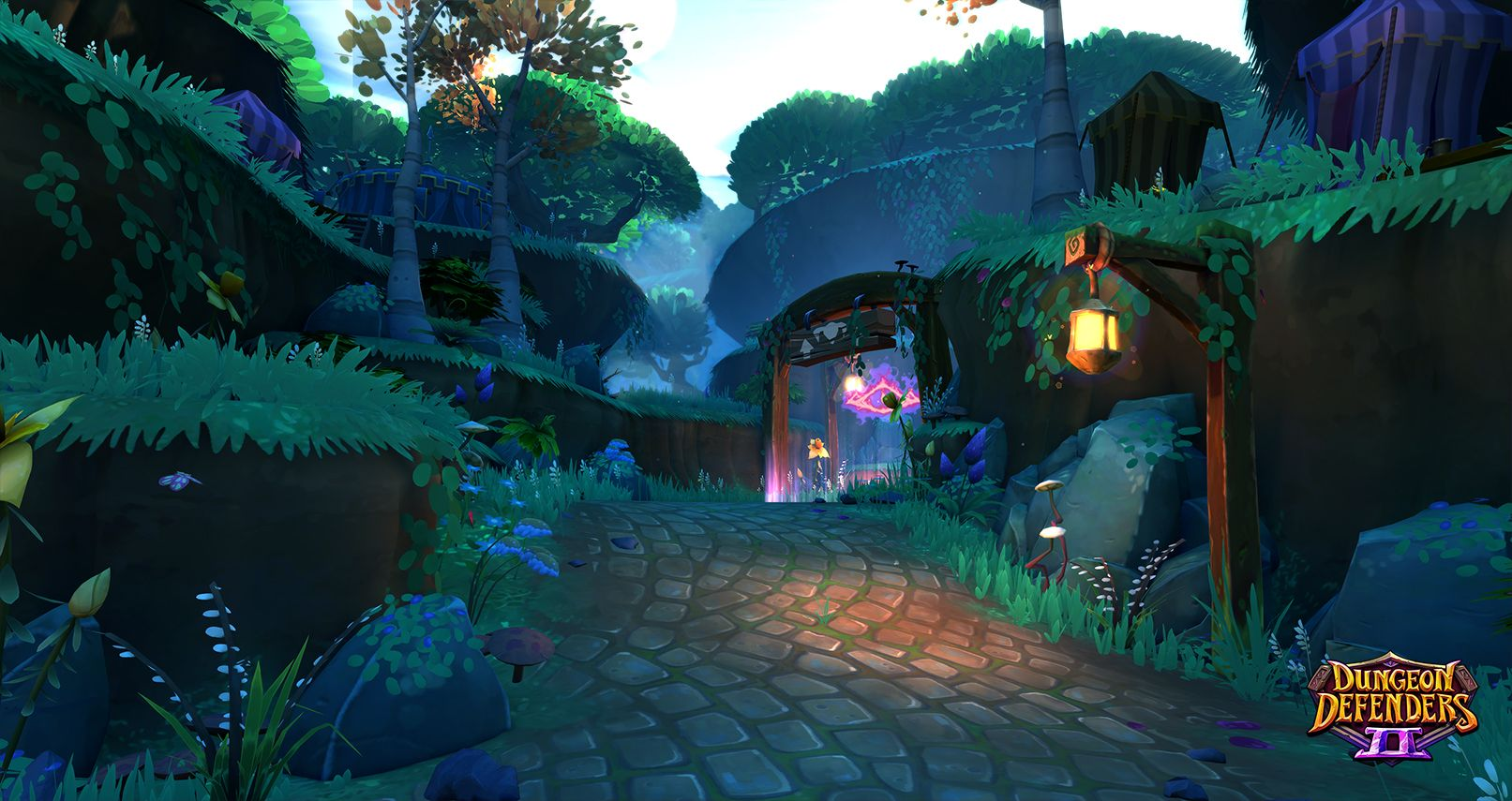 View Single Post Dungeon Defenders 2 Image Heavy Art Dump Environment Concept Art Dungeon Environment Concept