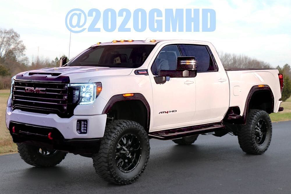 Lifted Sierra Hd Looking Follow U Gmc Trucks Gmc