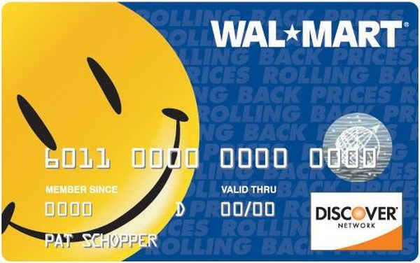 How to make online payment for Walmart credit card
