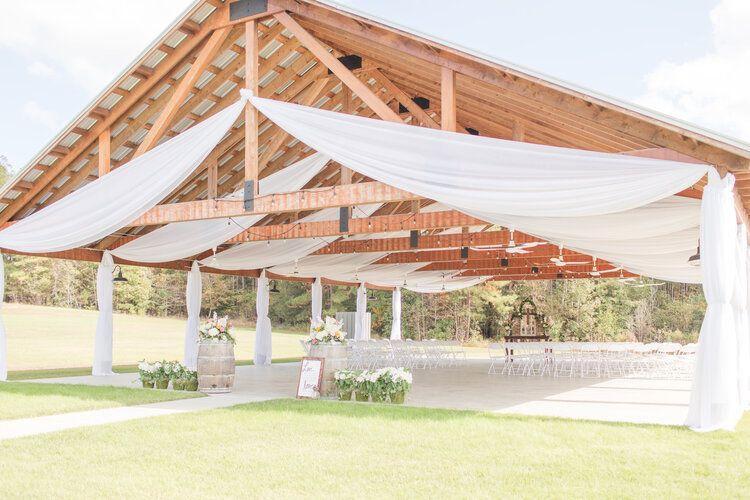 Bre harrison a rustic chic fall wedding oakland farm
