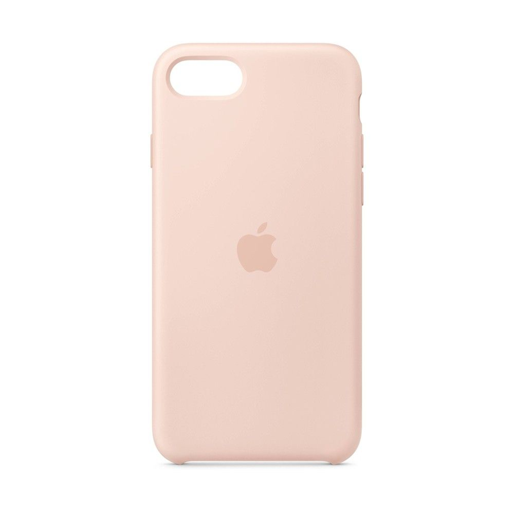 Apple iPhone SE (2nd generation) Silicone Case - Pink