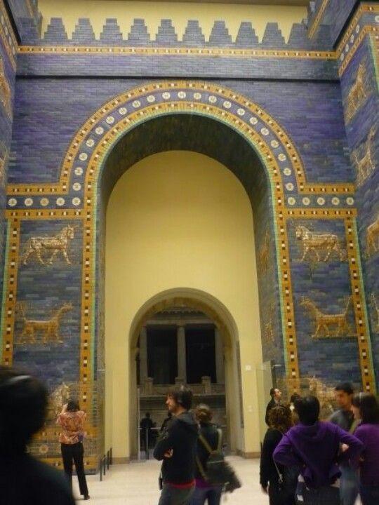 Puerta de Babilonia.