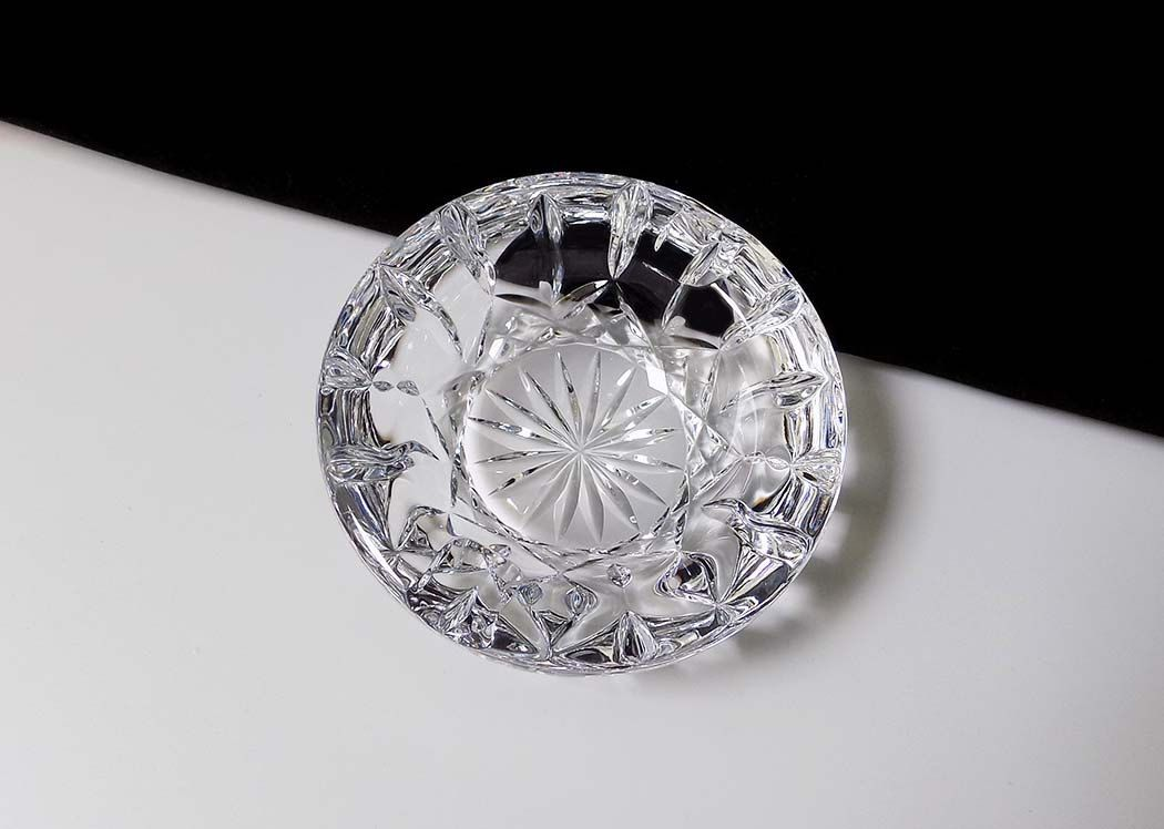 Vintage Waterford Crystal Lismore Ashtray Small - or Repurpose as ...