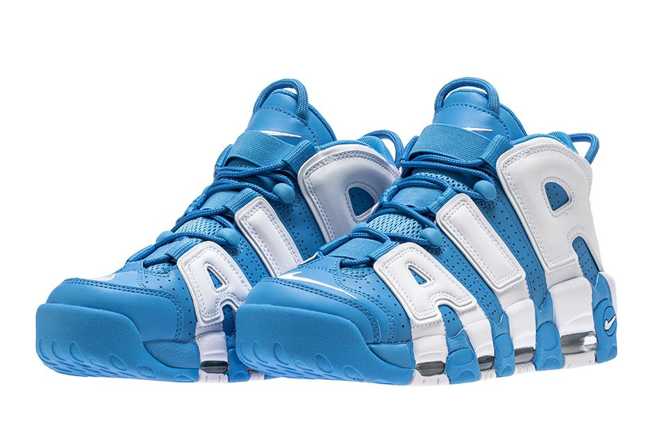 "1daf42b66f064  sneakers  news The Nike Air More Uptempo ""University Blue"" Releases This  September"
