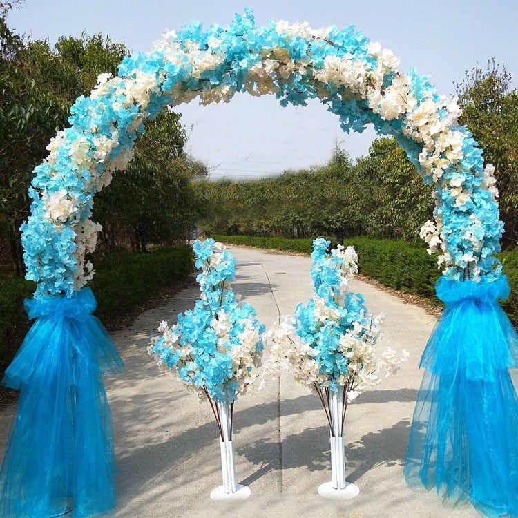 metal wedding arch instructions