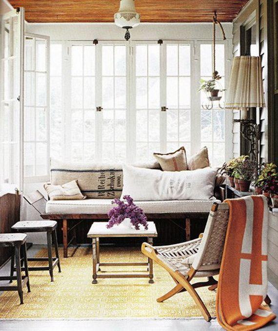 Interior Sunroom Addition Ideas: Sunroom Designs, Sunroom