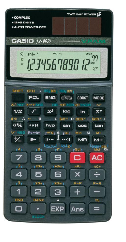 kalkulator casio fx 992s kalkulatory naukowe pinterest casio rh pinterest co uk casio fx-992s user manual pdf