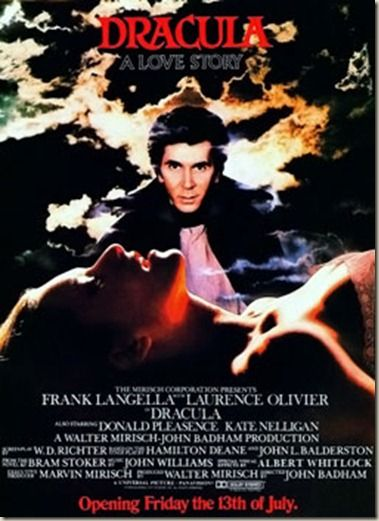 Dracula Loved this when it came out...a long ..long..long time ago.