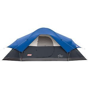 New Coleman Elite Montana 8 Person Tent With Weathertec System 17 By 10 Foot I Do Love Campin Family Tent Camping Best Tents For Camping Car Tent Camping