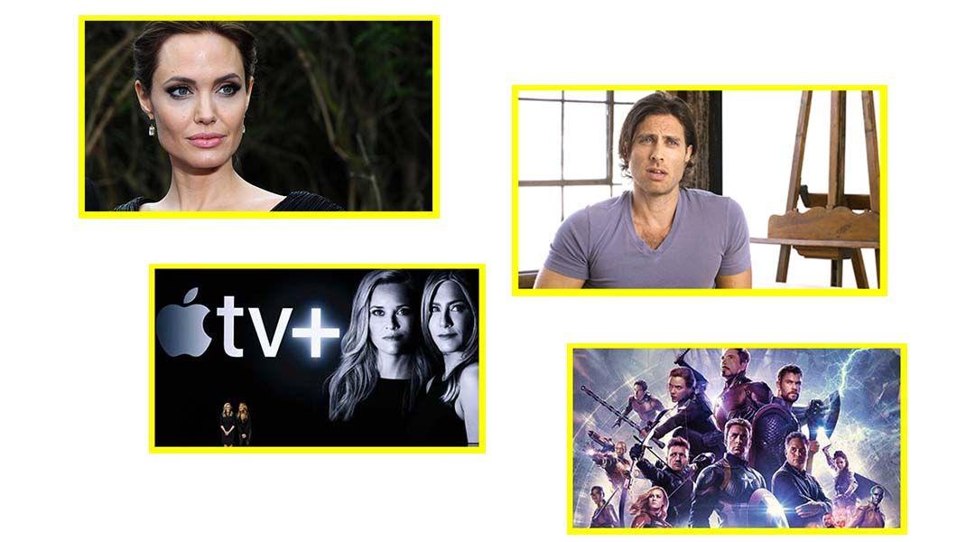 Updates Anuncio Do Apple Tv Angelina Jolie Na Marvel E Mais