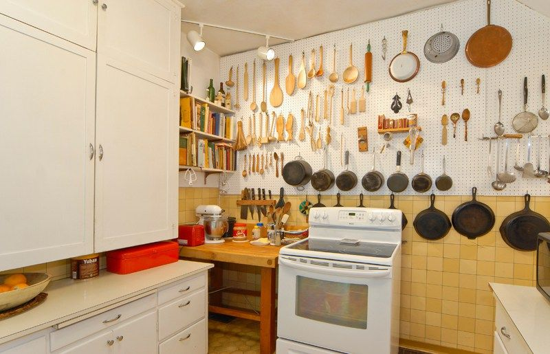 30++ Hanging pegboard in kitchen trends