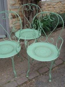 French Metal Garden Furniture French metal garden chairs gilli hanna decorative antiques french metal garden chairs gilli hanna decorative antiques workwithnaturefo