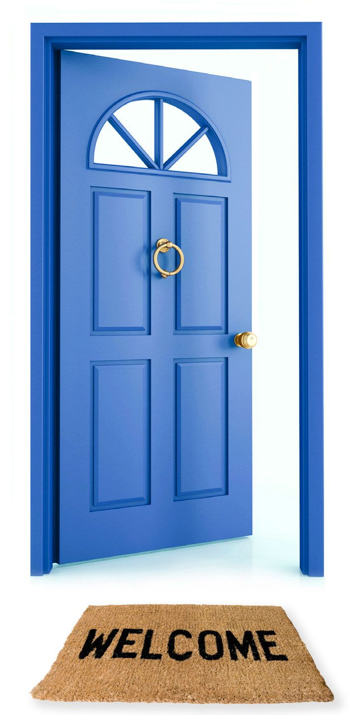 Free Download Pull Open Door Clipart For Your Creation