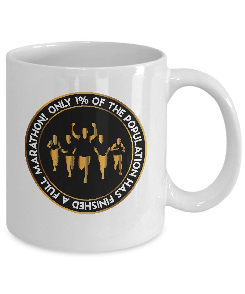 Only 1 Finished A Marathon For Runners Coffee Mug 13 95 3 99 Shipping Coffeemugs