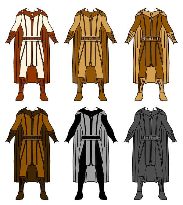 Custom Jedi Robes by Kalonthar