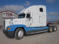 1999 Freightliner Fld 120 S Xp34302 This Sleeper Truck Is Currently Available For Sale At Tcs In Strafford Mo Just Used Trucks For Sale Trucks Used Trucks