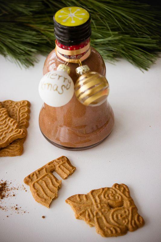 Weihnachten I Schokoladen Spekulatius Likör I Geschenk aus der Küche