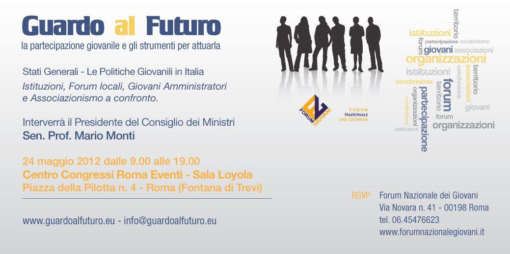 Forum Generale Giovani 05_24_12