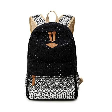 9a6003053ff4 DIOMO High Quality Canvas School Bags Female Backpacks For Teenage Girls  Schoolbag Backpack Feminine Bagpack sac a dos
