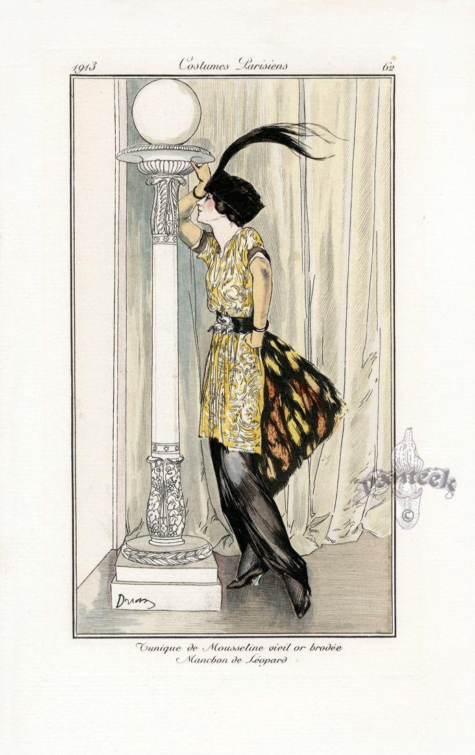 Etienne Drian - 1913