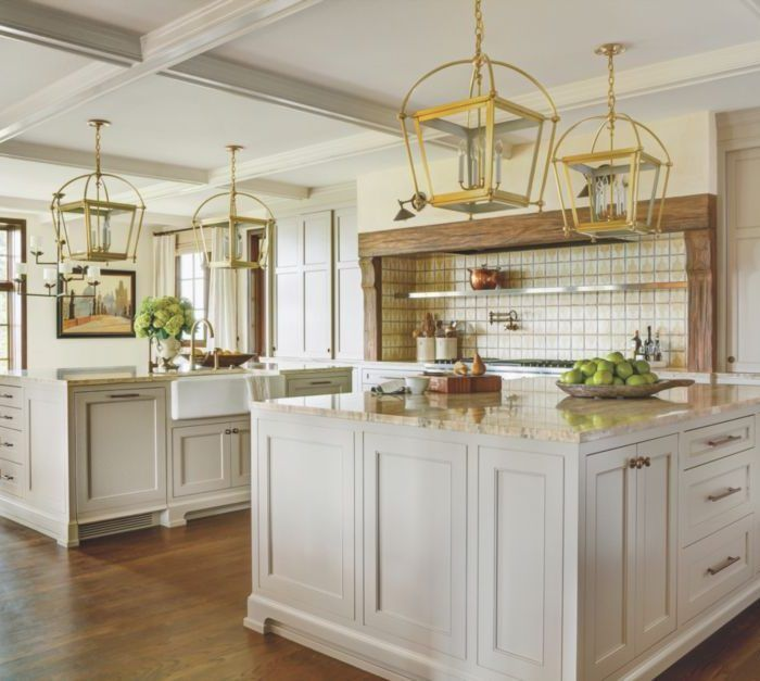 15 Kitchens Ideal For Cooking A Big Family Dinner Kitchen Idea