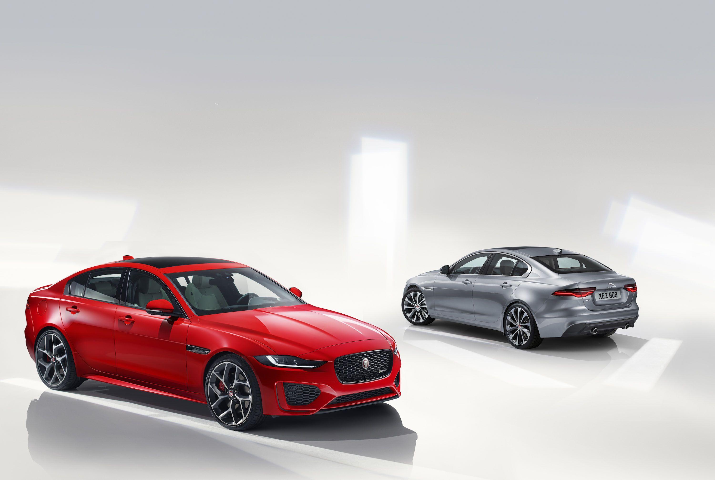 2020 Jaguar Xe Shows New Face And Changes Diesel Lineup Ahead Of Geneva Debut Top Speed Jaguar Xe Jaguar Jaguar Car