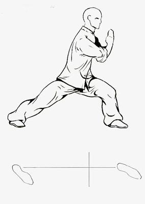 stances tekenen kleurplaten
