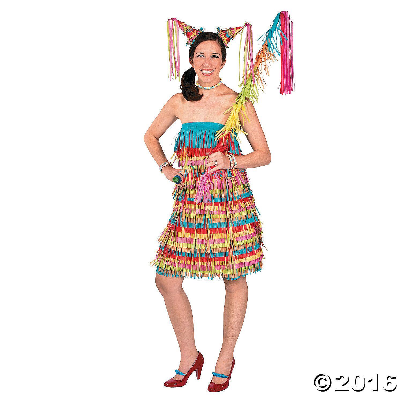 diy pinata costume idea - orientaltrading | all hallows eve