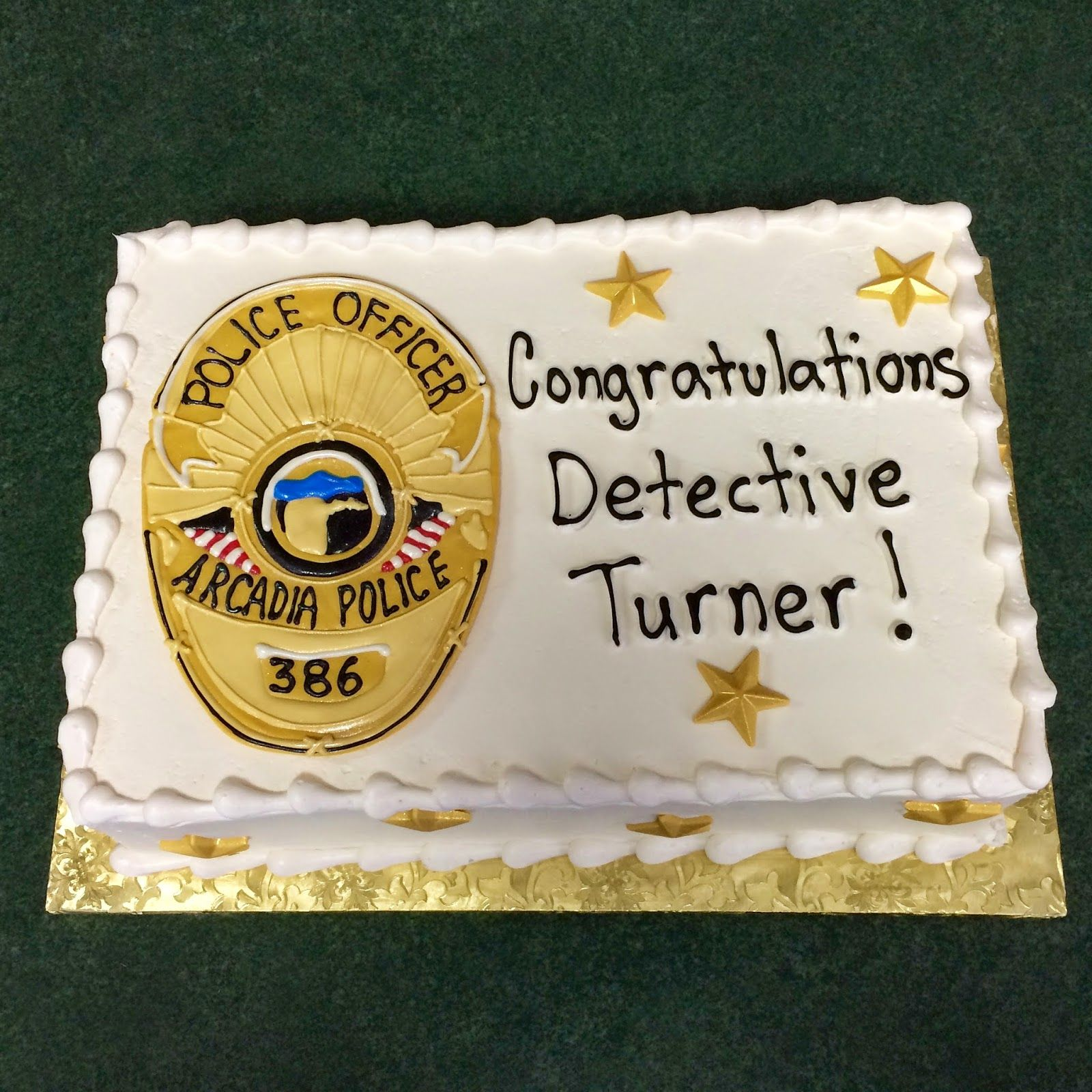 Arcadia Police Department News Information Blog Honoring Detective Steve Turner On His Retirement Detective Police Department Police