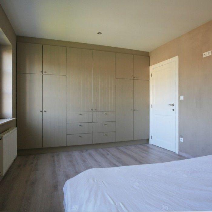 Bouwonderneming Ooms | slaapkamer | ingemaakte kasten | Interieur ...
