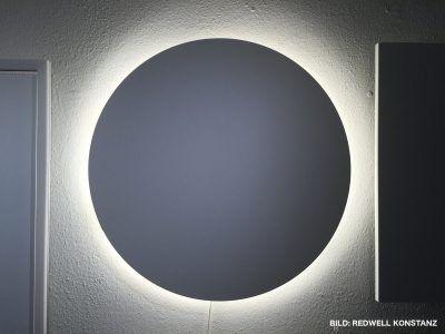 Decken Infrarotheizung Dekoration : Infrarotheizung mit licht