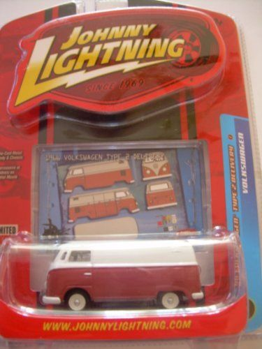 Johnny Lightning 1966 Volkswagen Type 2 Delivery by JOHNNY LIGHTNING. $8.99. Johnny Lightning 1966 Volkswagen Type 2 Delivery. Johnny Lightning 1966 Volkswagen Type 2 Delivery