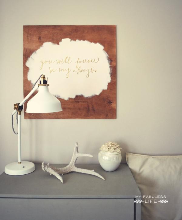 Whipperberry: Simple DIY Art