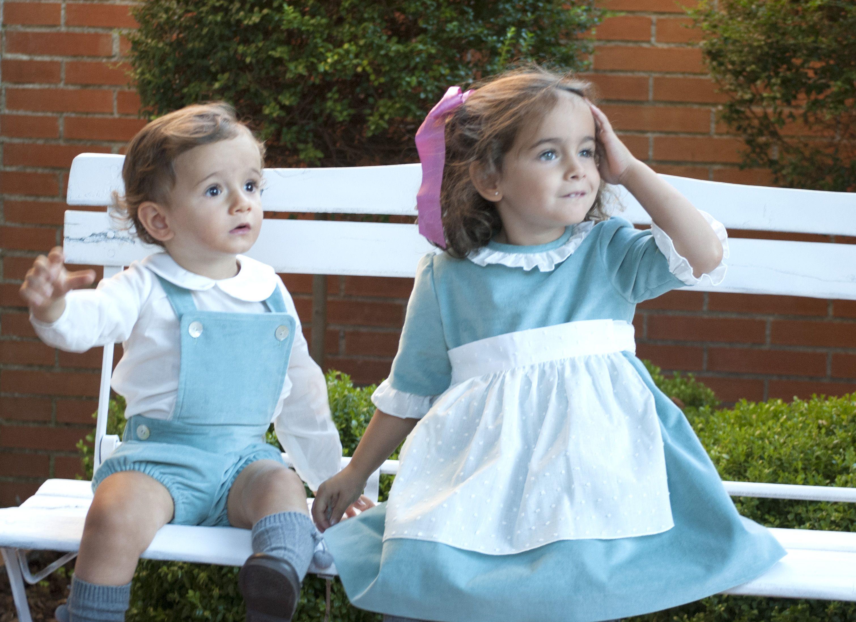 Niños de arras. Vestidos de ceremonia. Ideales para pajes de boda ...