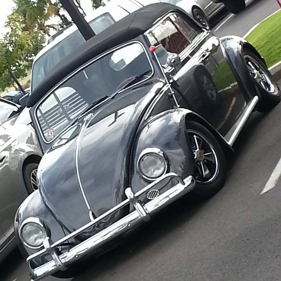 Randy L Perez, Hawaï, Honolulu. Member of Hawaiian VW