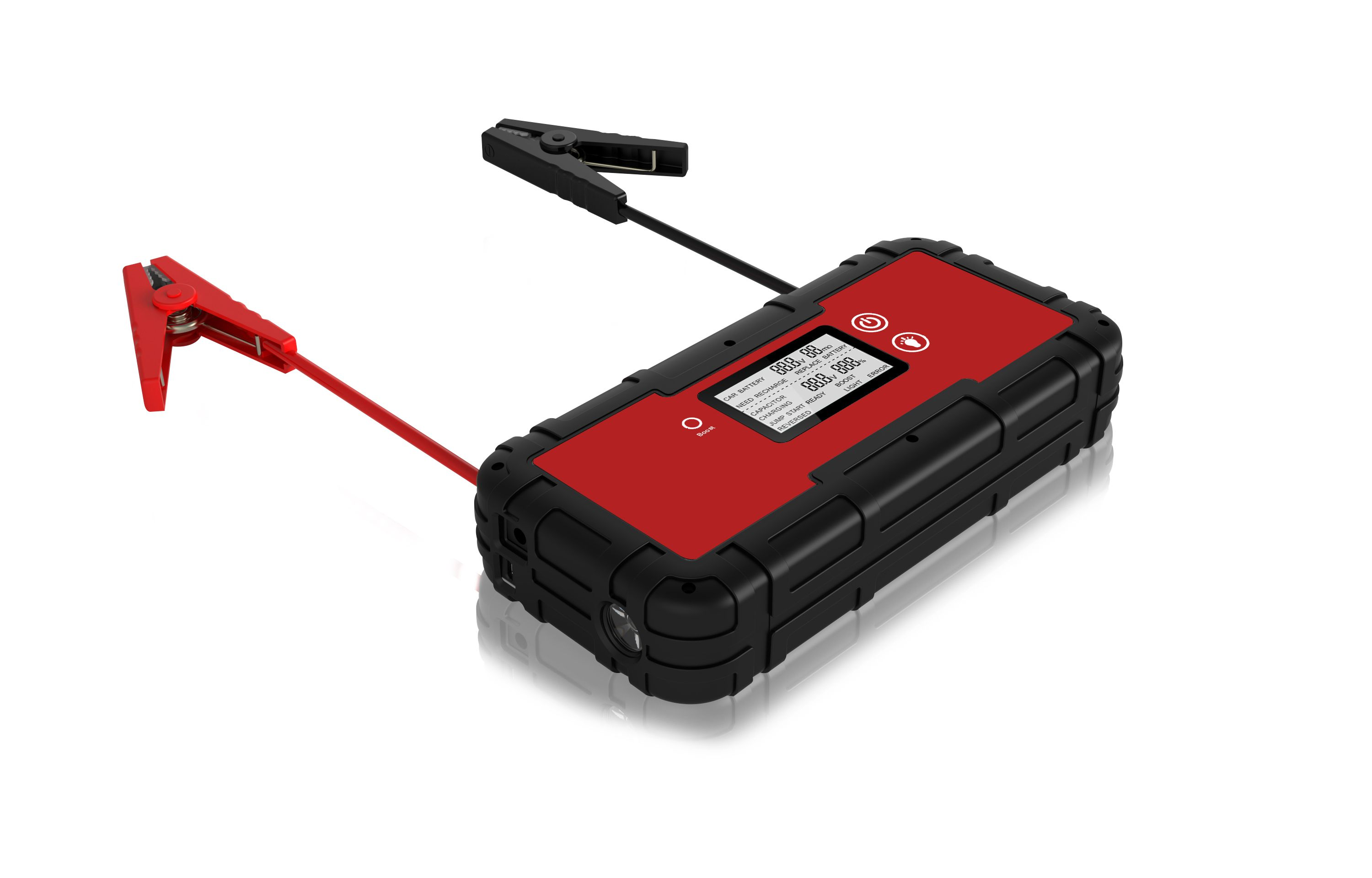 Our Hot Sell Epower 99a Is New Technology Ultra Capacitor Jump Start With Built In Intelligent Protection It Is Capacitor New Technology Vehicle Jumper Cables