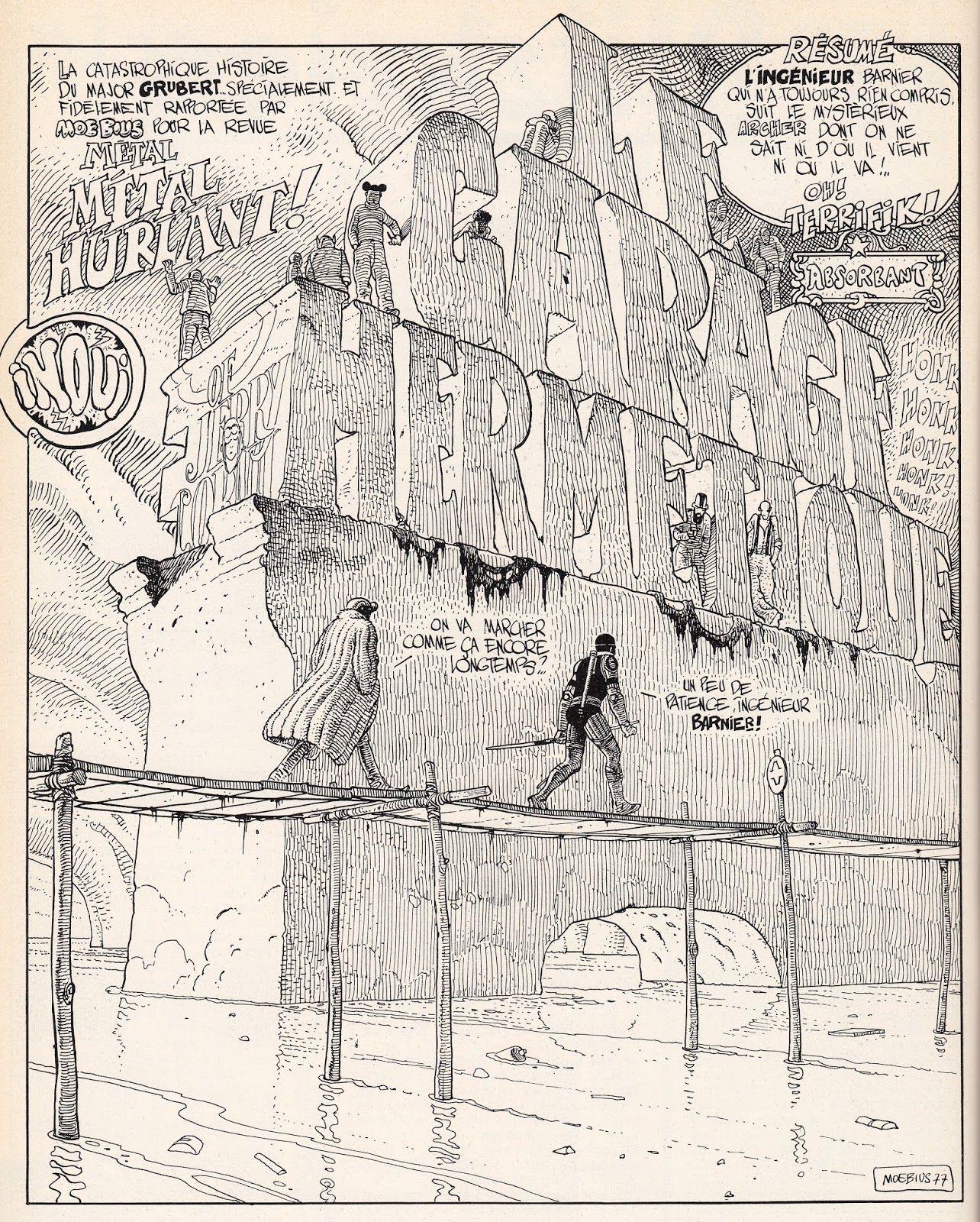 Alan ford gruppo t n t ubc enciclopedia online del fumetto - Le Garage Hermetique Moebius