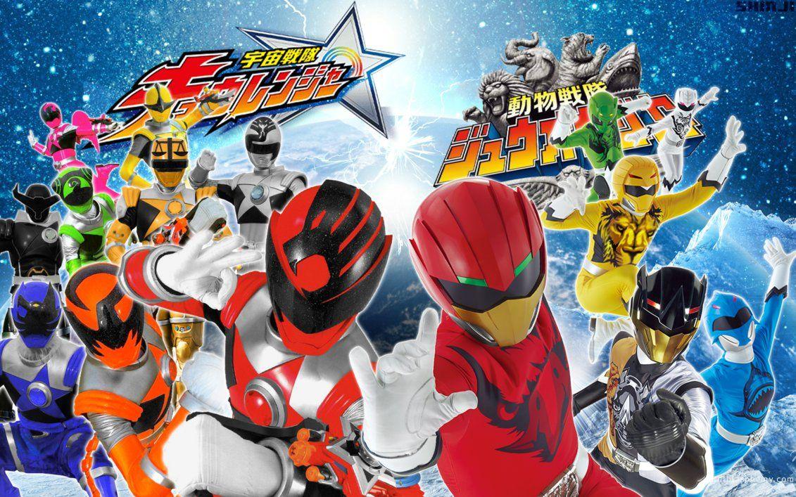 Doubutsu Sentai Zyuohger X Uchu Sentai Kyuranger By Malecoc