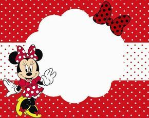 Minnie Mouse Printable Party Invitation Template For Girls Foto - Party invitation template: minnie mouse party invitations templates