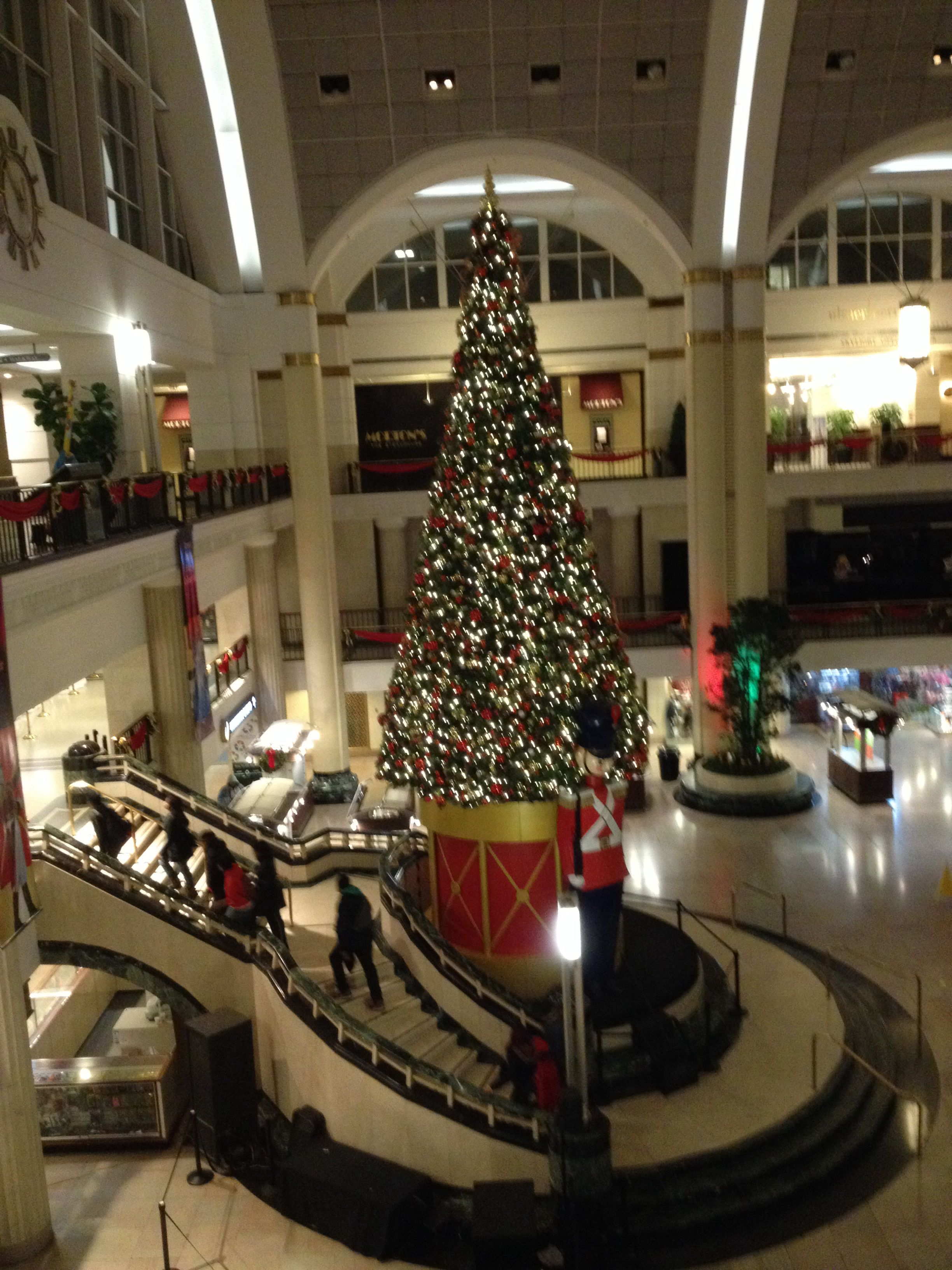 Tower City Center, Cleveland, Ohio