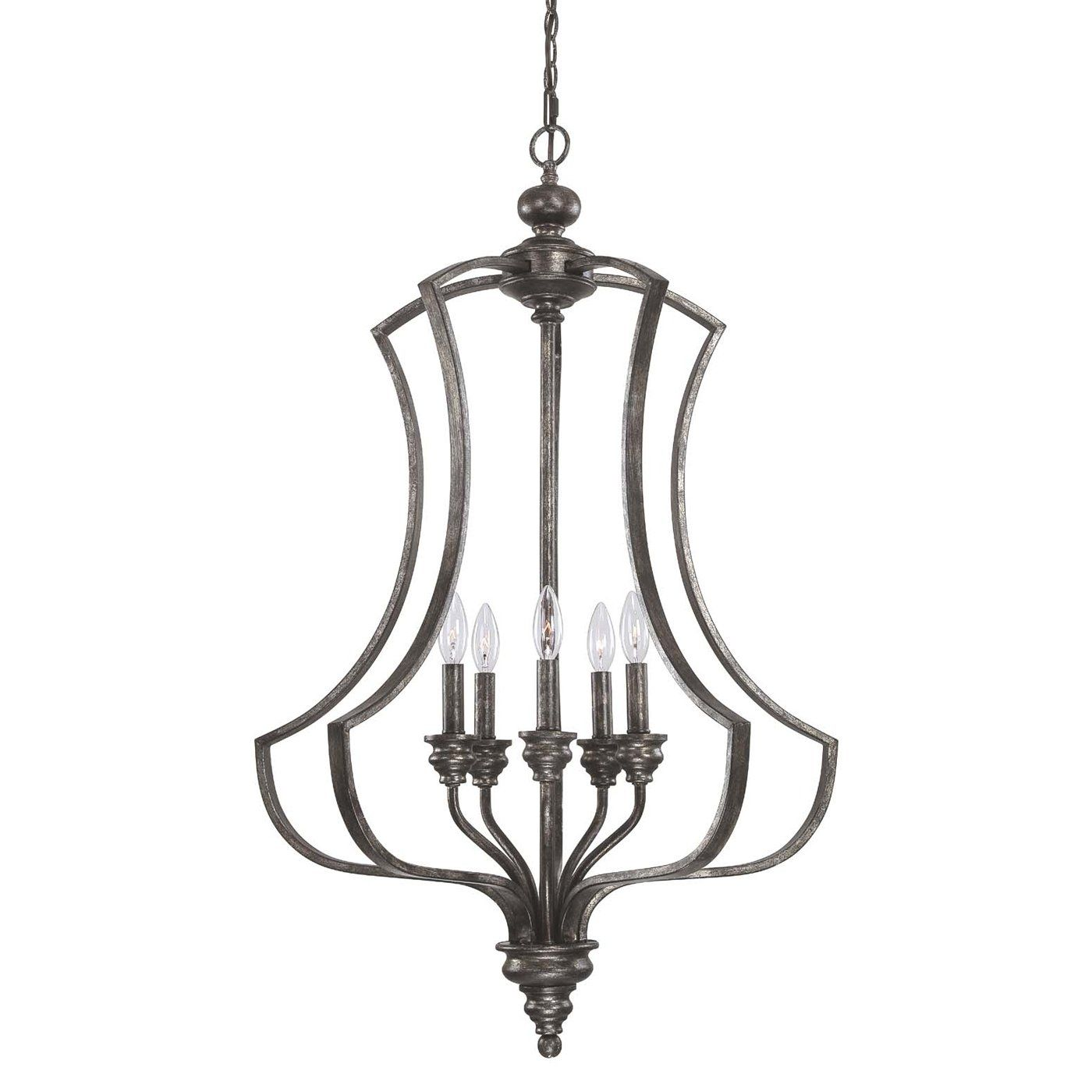 Jeremiah Lighting Tm 5 Light Benton Foyer Light